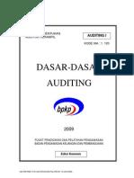 Dasar - Dasar Auditing