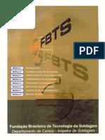 Apostila FBTS N1 Inspeção de Soldagem