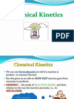 Chemical Kinetics Ppt