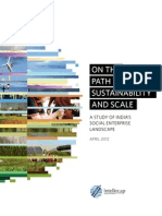 SocEnt India Landscape Report Intellecap