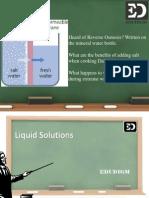 Liquid Solution