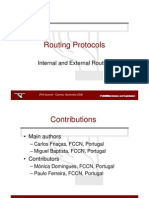 Classroomtutorial Routing Protocols