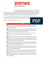 Www.aramex.com Content Uploads 109 200 37038 Aramex Comprehensive Profile
