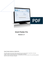 Smart Packer Pro 1.7 - Manual