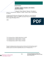 Evaluation of Hydrocarbon Charge and Timing Using the Petroleum System