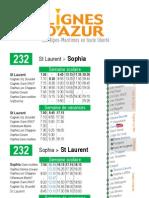 St-Laurent Cagnes Sophia A