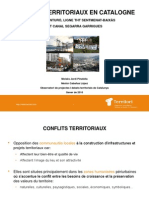 Presentació a l'Institut Française de Géopolitique