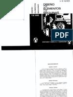 Diseño de Elementos de Máquinas - Faires