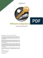 VPN Tracker Astaro V8