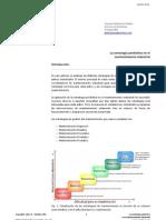 La Estrategia Predictiva en el mantenimiento industrial