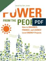Power from the People - Foreword by Van Jones
