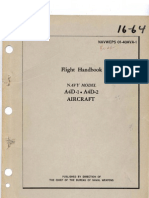 Flight Handbook Navy A4D-1 & A4D-2 Aircraft (1962)