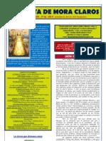 La Gazeta de Mora Claros nº 146 - 03082012