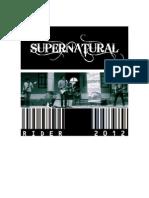 Rider Supernatural 2012