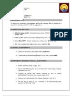 Sindhu Resume