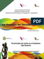 Vocación del Servidor Público en Salud