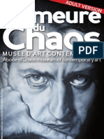 Catalogue 2012 Demeure du Chaos / Abode of Chaos