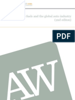 Alternative Fuels and the Global Auto Industry Report