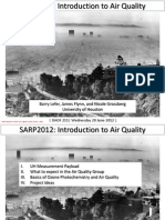 Introduction to Air Quality