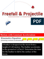 PPTG101213 Free Fall & Projectile Notes GALLEGO