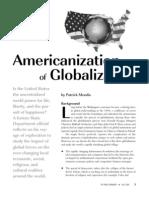 Americanization Article