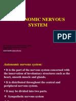 Autonomic Nervous System (2) - Dr. Aris