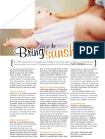 Vit D Article Maternity Magazine