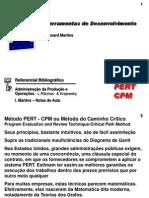 Isnard Martins Conceitos PERT-CPM e NEOPERT