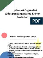 Transplantasi Organ