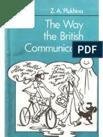 Way British Communicate 1991