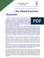 Reverse the Global Economic Recession