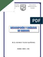 Guía Práctica Descripción y Análisis de Cargos