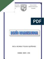 Guía Práctica Diseño Organizacional