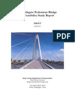 Northgate Ped Bridge