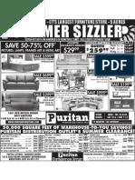 Puritan Furniture Current Advertisement