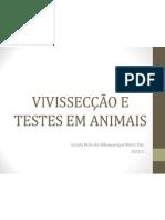 Vivissecção 2012-1