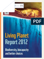 WWF Living Planet Report 2012