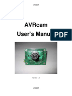 AVRcam Users Manual v1 0
