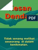 Kesan Dendam
