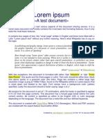 Lipsum Ipsum (pdf)