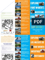 Day in the District brochure