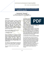 IJRDE-A Novel Method to Detect the Fovea of Fundus Retinal Image
