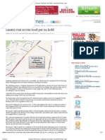 Linden Hill Access Road Put on Hold _ LoudounTimes