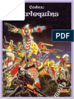 Codex Eldar Harlequins v3.1 (6th Edition)
