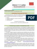 Informativo Online n° 26