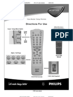 Philips Master Remote
