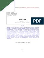 48523220 HB 2248 Introduced Version Arizona State Legislature via MyGov365 Com