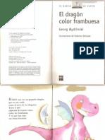 93593770 El Dragon Color Frambuesa Geor Bydlinski