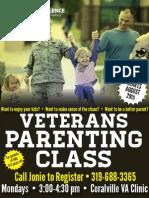 Veteran Parenting Class