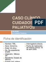 Caso Clinico Delirium